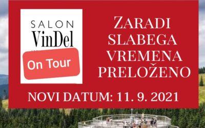 VinDel on tour PRELOŽEN