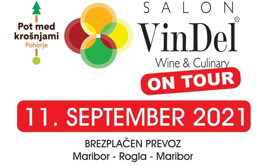 Brezplačni prevoz na VinDel on Tour